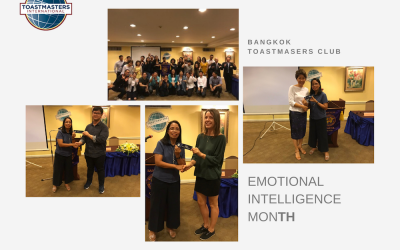 EQ and Toastmasters